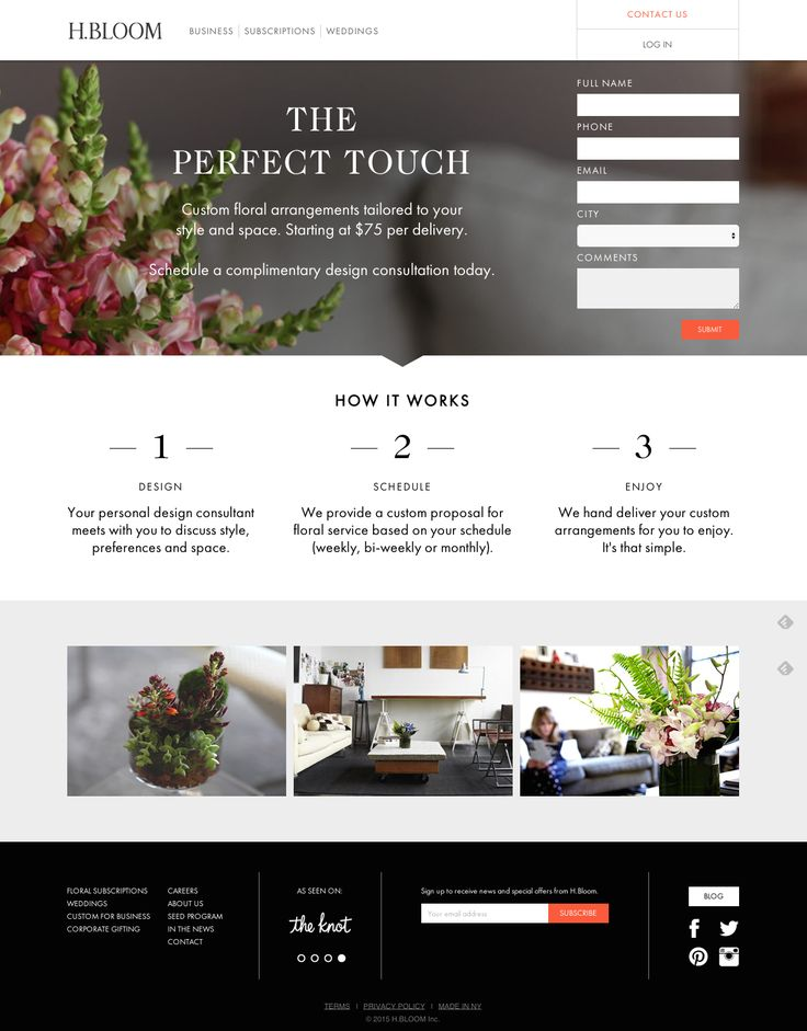Best 25 Form Design Ideas On Pinterest Website Layout