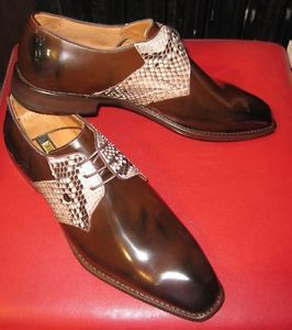 Leather Shoes Size