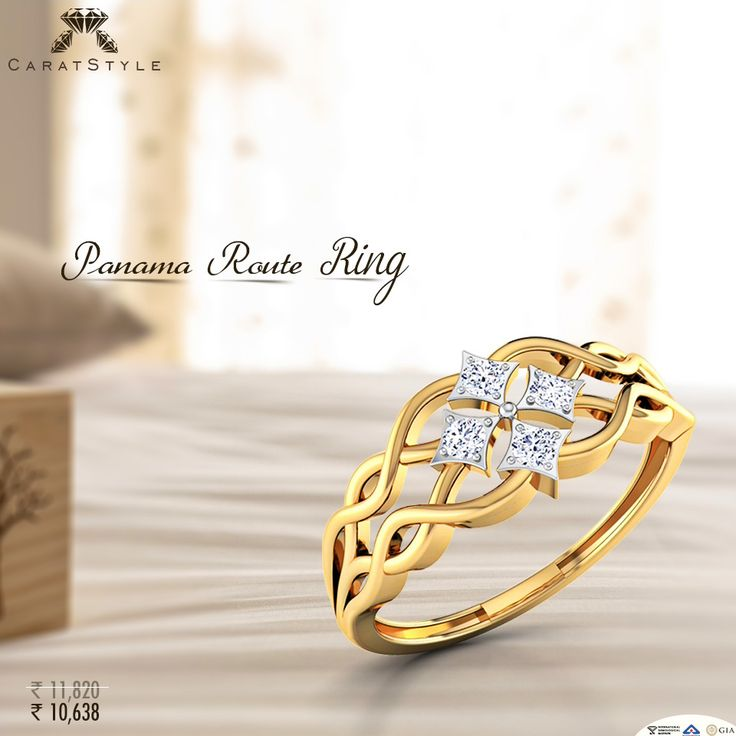 Craftsmanship is the passion which creates something irresistible!#diamond #ring…