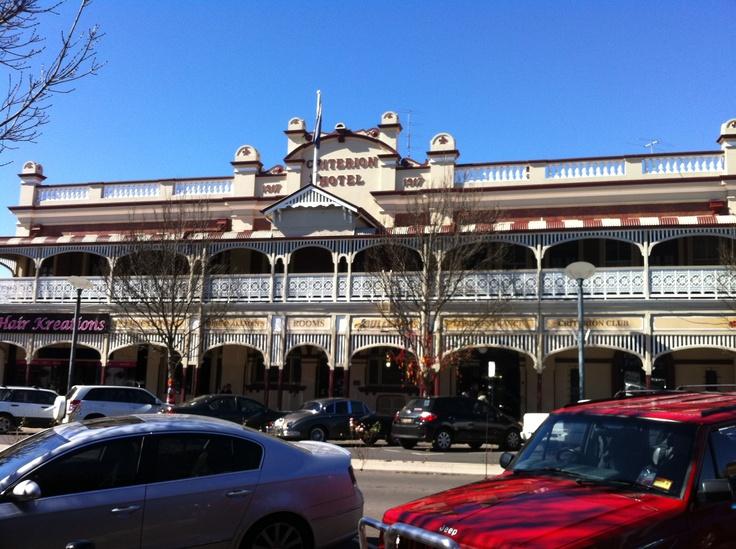 Pub Warwick QLD (iPhone)