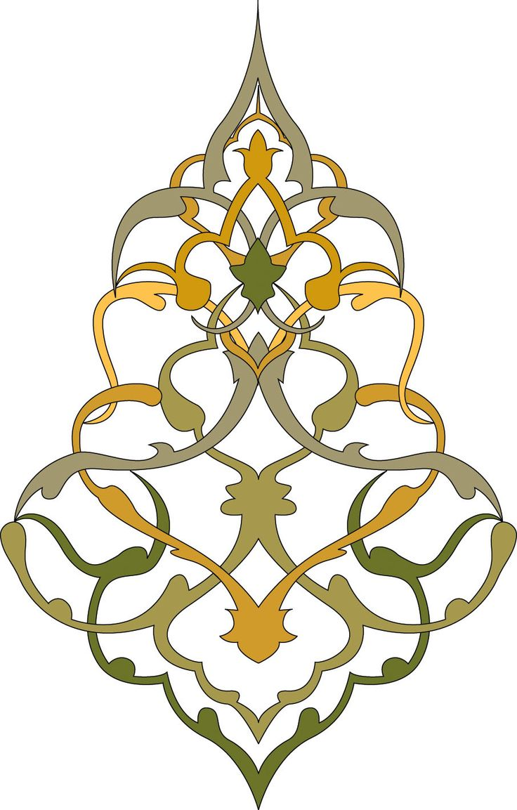 39-islamic Persian Pattern