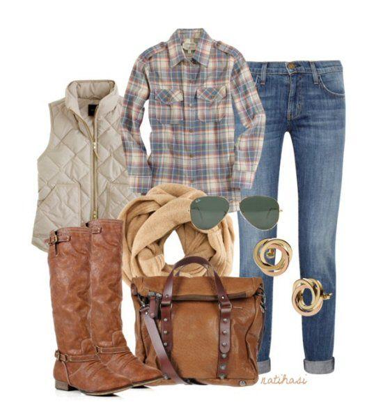 Fall Fashion Ideas | Country fall fashion, Put together ...