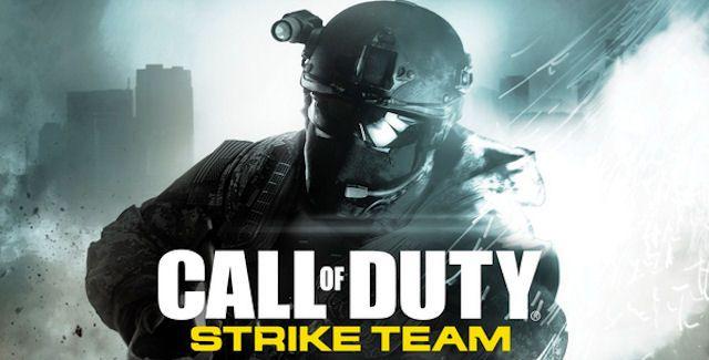 El Mundo de las Descargas: Descargar Call of Duty Strike Team Juego para Andr...