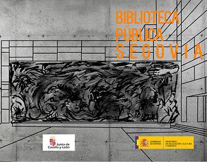 "Check out new work on my @Behance portfolio: ""Díptico Biblioteca Pública Segovia"" http://be.net/gallery/46653447/Diptico-Biblioteca-Publica-Segovia"