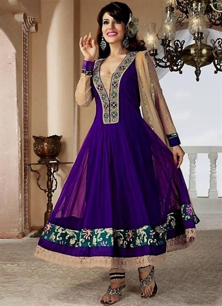 Awesome indian anarkali dresses 2018/19