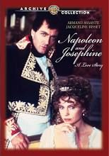 Warner Bros Napoleon and Josephine: A Love Story, DVD