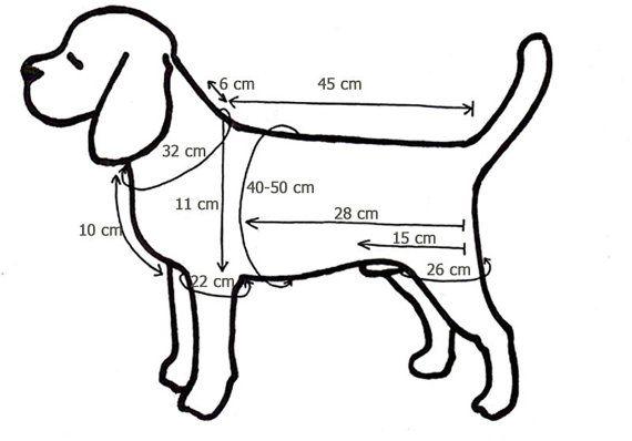 Рука Вязание для собак Свитер с majStyle на Etsy