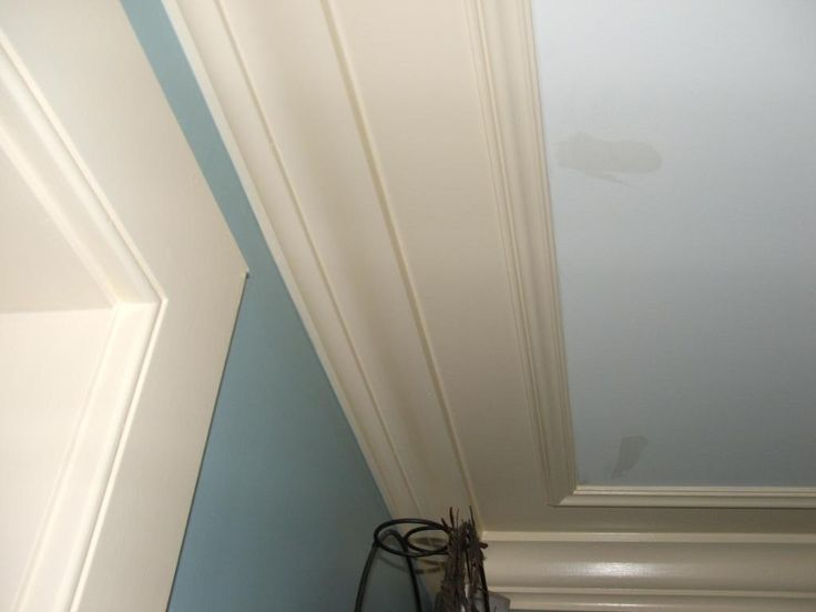 157 best images about it 39 s in the details on pinterest for Wood trim ceiling ideas
