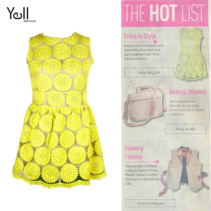 Yell makes it to another hot list.