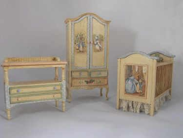 Peter Rabbit Nursery Set