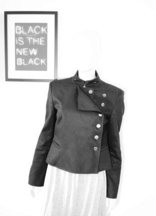 Kaufe meinen Artikel bei #Kleiderkreisel http://www.kleiderkreisel.de/damenmode/blazer-blazer/117181490-strenesse-blazer-jacke-military-abnehmbarer-kragen-gr-40-kaschmir-wolle-blogger
