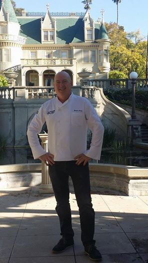 In Redlands doing a speech about Caterina..Beautiful town..more news about Redlands coming soon.