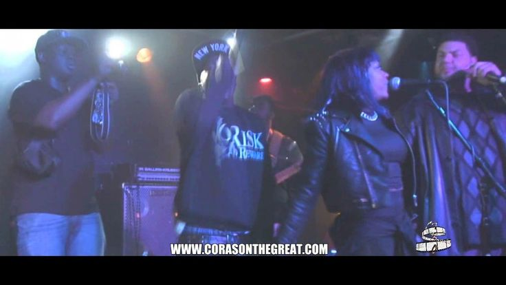 CORA$ON PERFORMING AT BLACK THORN IN QUEENS NY WITH MAINO @Corey .$ONTHEGREAT.COM