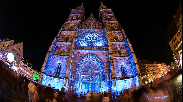 Blaue Nacht in Nürnberg: 07.05.2016