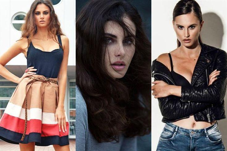 Ivana Eva Klobasa Miss Universe Croatia 2016 finalist