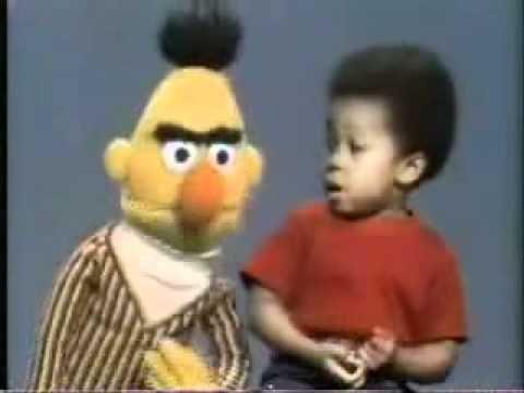 Sesame St - Bert - Emotional Range - YouTube