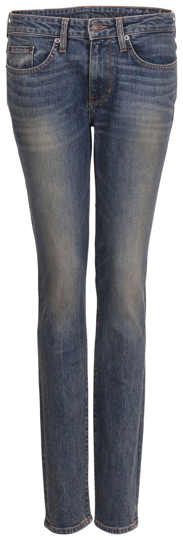 Klassische Jeans des New Yorker Labels 6397.