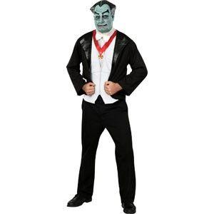 The Munsters Grandpa Costume