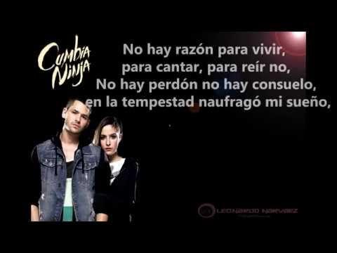 Subiré Al Infierno-Cumbia Ninja-letra-sube sube baja hasta las nubes - YouTube