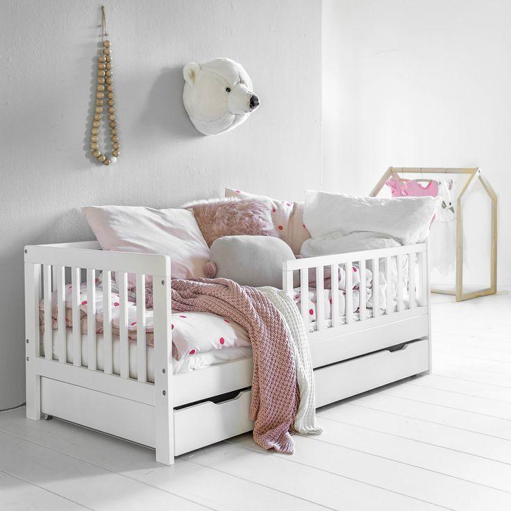 Lit Cabane Tery Gris Bellystar Toddler Bed Girl Kid Beds