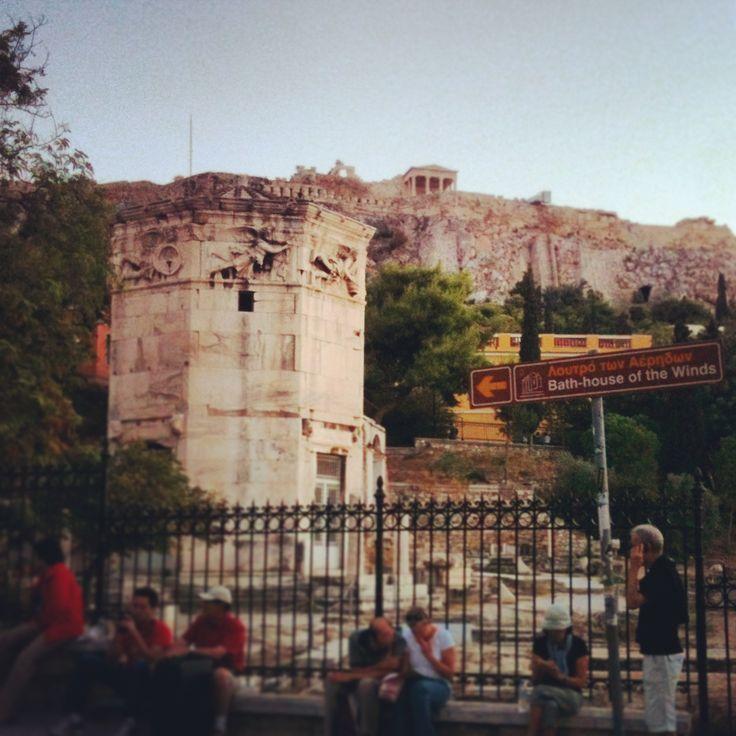 Athens Plaka!!