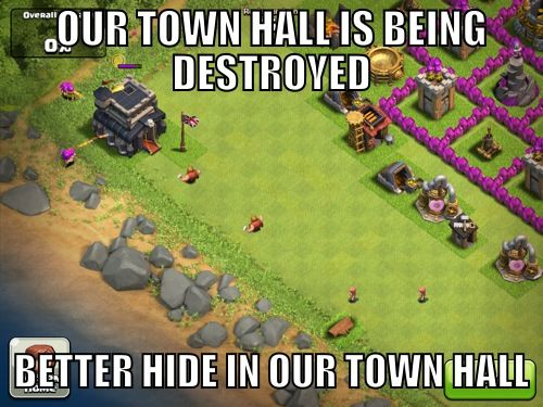 clash of clans funny - Google Search