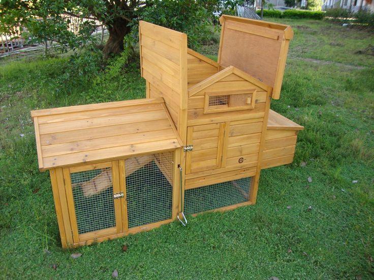 cocoon chicken coop hen house 2