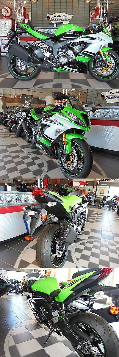 Motorcycles: 2015 Kawasaki Ninja New 2015 Kawasaki Ninja Zx6r 30Th Ann * Time To Ride Blowout * Save Today! Wow -> BUY IT NOW ONLY: $8587 on eBay!