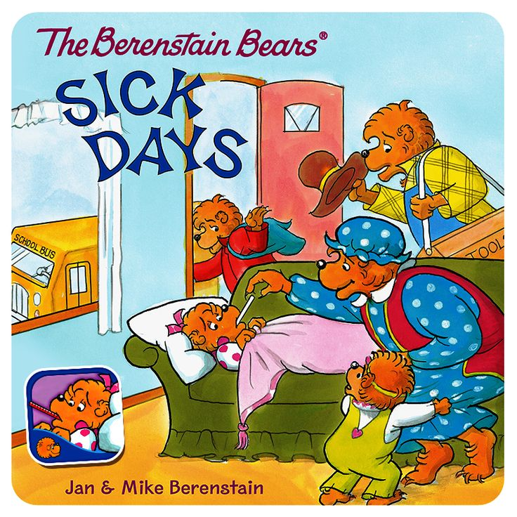The Berenstain Bears Sick Days ... Sister is home sick from school. Mama wants to take good care of her so she can get well quickly. It turns out that keeping Sister happy all day long is no small job! Soon both Sister and Mama are more than ready for a return to school. This app allows your cub to explore pictures, learn new vocabulary, and personalize the story with your own or their own narration. Another wonderful app from Oceanhouse Media