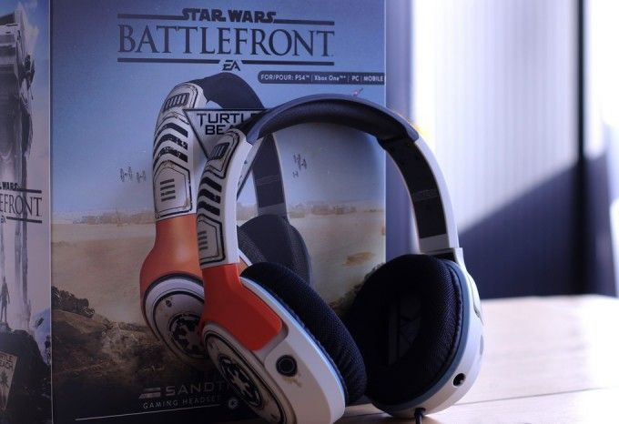 Turtle Beach Sandtrooper : nos photos du casque PS4 / Xbox One