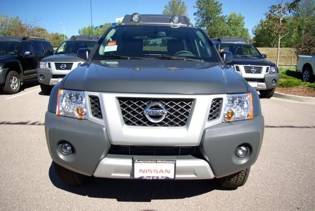 2013 Nissan Xterra PRO-4X 4x4 PRO-4X 4dr SUV 6M SUV 4 Doors Night Armor for sale in Colorado springs, CO Source: http://www.usedcarsgroup.com/used-nissan-for-sale-in-colorado_springs-co