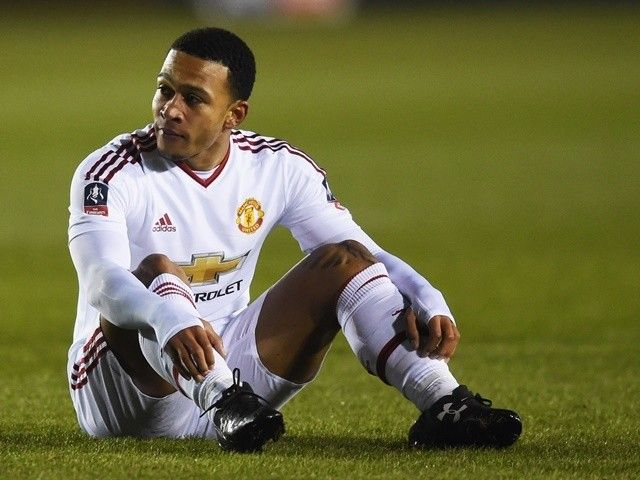 Memphis Depay 'furious after Louis van Gaal axed him from FA Cup final squad'