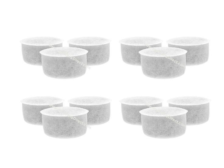 Calphalon Charcoal Water Filters (12 Pack) - 1838804-12