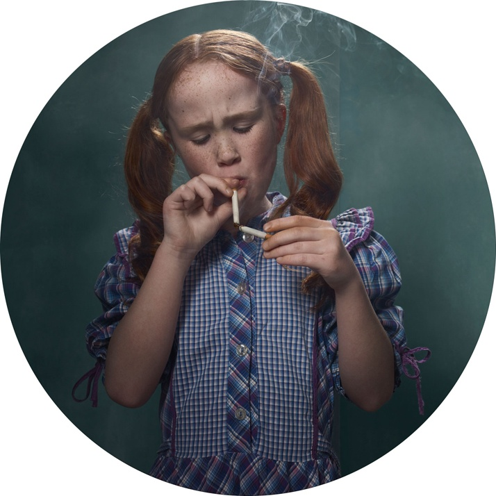 SMOKING KIDS BY FRIEKE JANSSENS || NationalTraveller.com