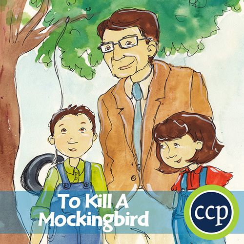 A Literature Kit for the novel To Kill A Mockingbird written by Harper Lee.