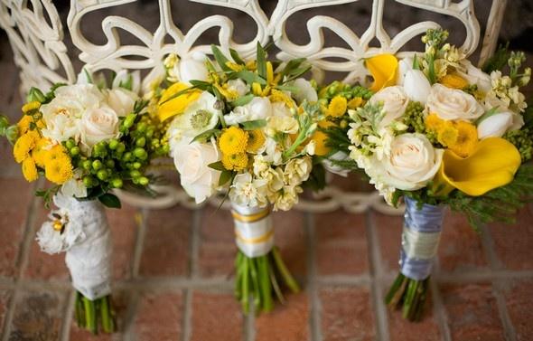 bouquet color inspiration