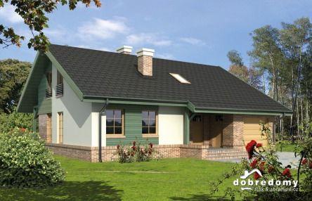 Oto AGATON - projekt małego i funkcjonalnego domu <3