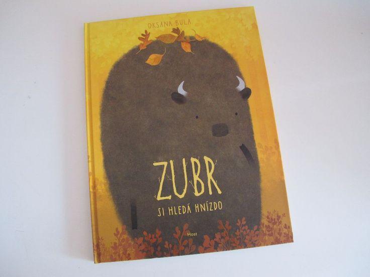 Zubr si hledá hnízdo. Skutečný podzimní poklad - Knihy dětem