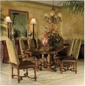 Dining Room Table Tuscan Decor 43 best dining rooms images on pinterest | tuscan dining rooms