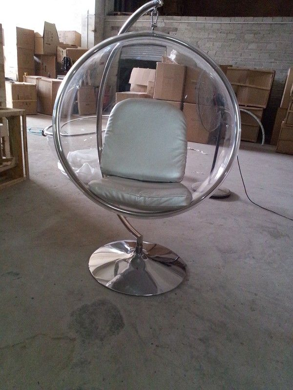 Eero Aarnio Acrylic Hanging Bubble Chairs Swing Hanging Leisure Bedroom Ball Chair With Stand China Office Chairs Fi Bubble Chair Ball Chair Swinging Chair