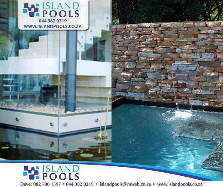 At #IslandPools, we offer a wide range of indoor and outdoor customised water features, both aesthetically pleasing to the eye and ear. Call us on 044 382 0319 for more info. #SwimmingPools .jpg (940×788)