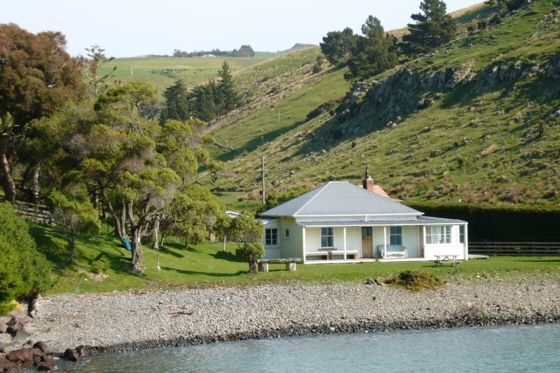 Little Pigeon Bay Beach House in Pigeon Bay, Banks Peninsula District | Bookabach $120/night for 2
