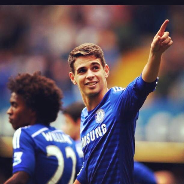Oscar Chelsea: 448 Best Images About Chelsea Football Club On Pinterest