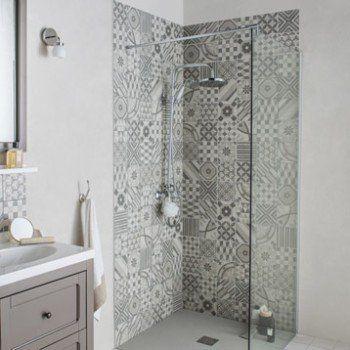 1000 id es propos de douche italienne leroy merlin sur for Carrelage murale salle de bain