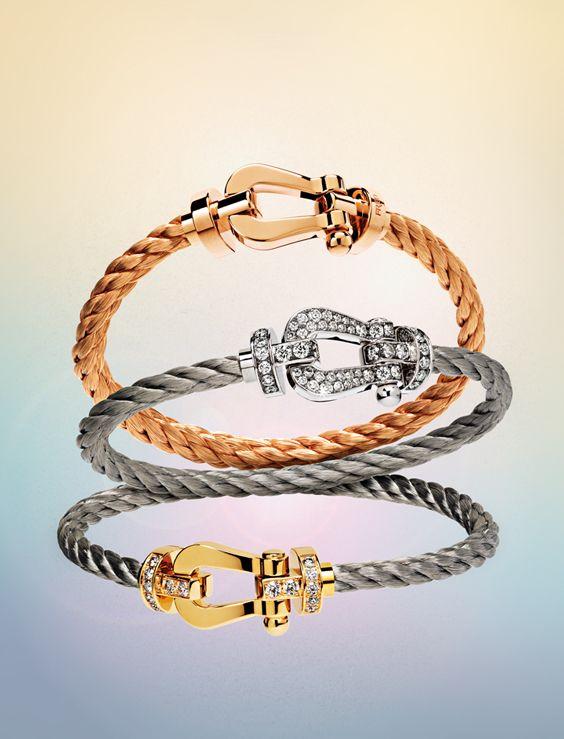 Bracelet lien fred