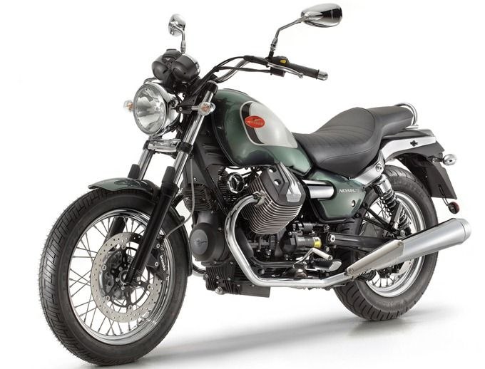 2012 Moto Guzzi Motorcycles India 2