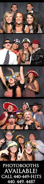 Photo Booths Available