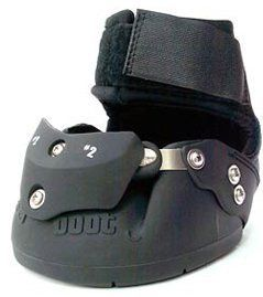 Easyboot Bare 4 by Easycare. $65.00. How to get the correct size boot for your horse:         Measure the width of the hoof across the bottom at the widest point.            Measure the length of the hoof from the toe to the buttress line of the heel.The buttress line is the farthest weight bearing point of the heel.            Compare your measurement with the proper size chart below.            Ideally, the width and length measurement will fit into the same Easyboot...