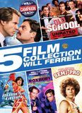 5 Film Collection: Will Ferrell [DVD]