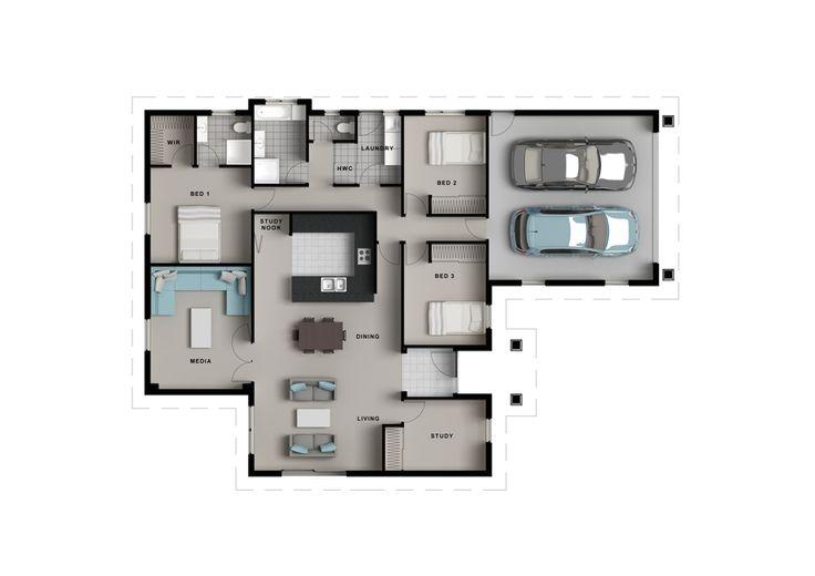 GJ Gardner | House Design | fitzgerald